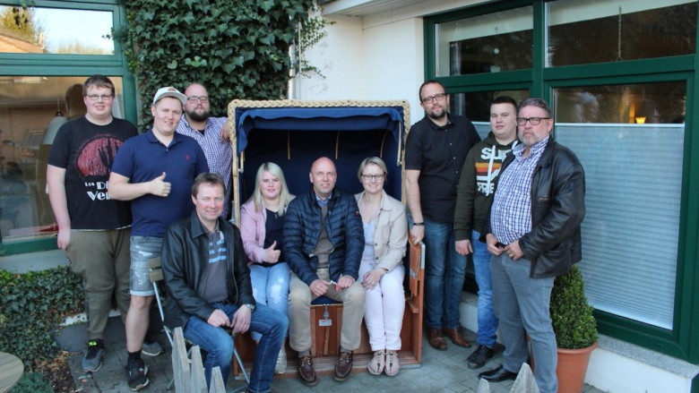 Wahlkampf in Bollingstedt-Gammelund