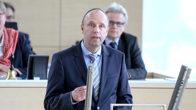 Rede im Schleswig- Holsteinischen Landtag