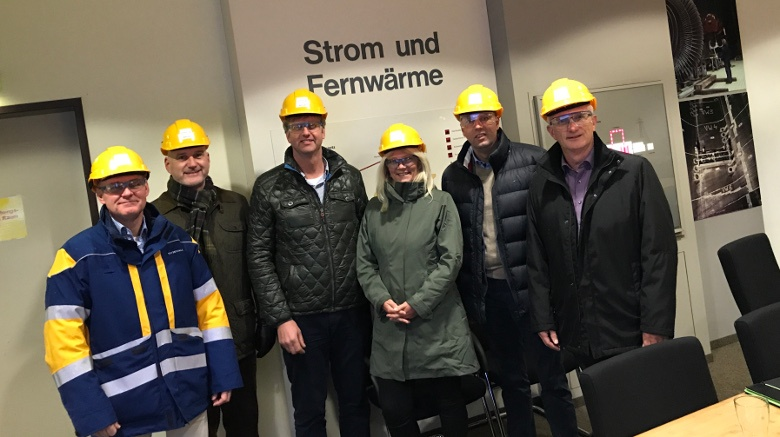 Heizkraftwerk Wedel