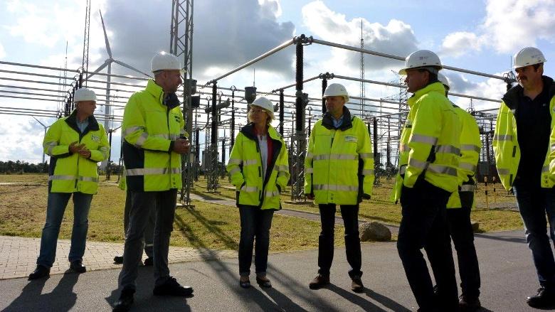Energiewende zum anfassen bei der Schleswig- Holstein Netz AG