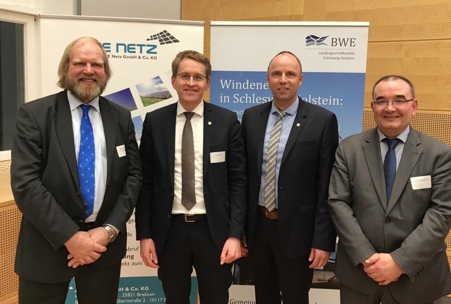 """Neujahrsempfang """"Erneuerbare Energie"""" in Kiel"""