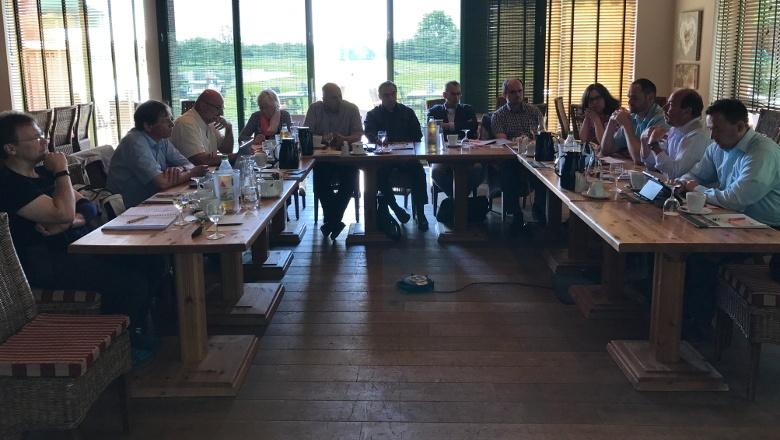 Klausurtagung mit der CDU Fraktion der Stadt Heide auf Gut Apeldör