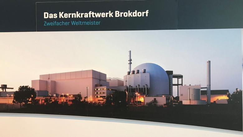 Informationsveranstaltung von Preußen Elektra in Brunsbüttel