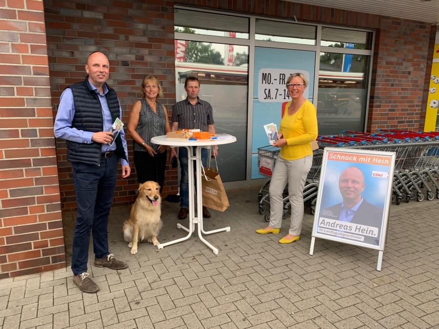 Bürgergespräche in Jübek