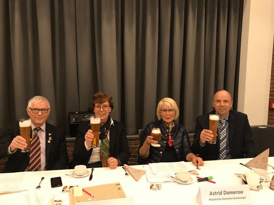 Bürgermeisterrunde in Dörpling