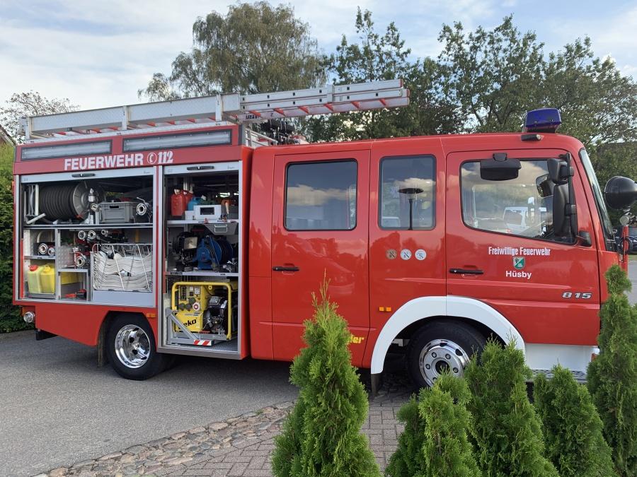 Amtsfeuerwehrtag in Hüsby