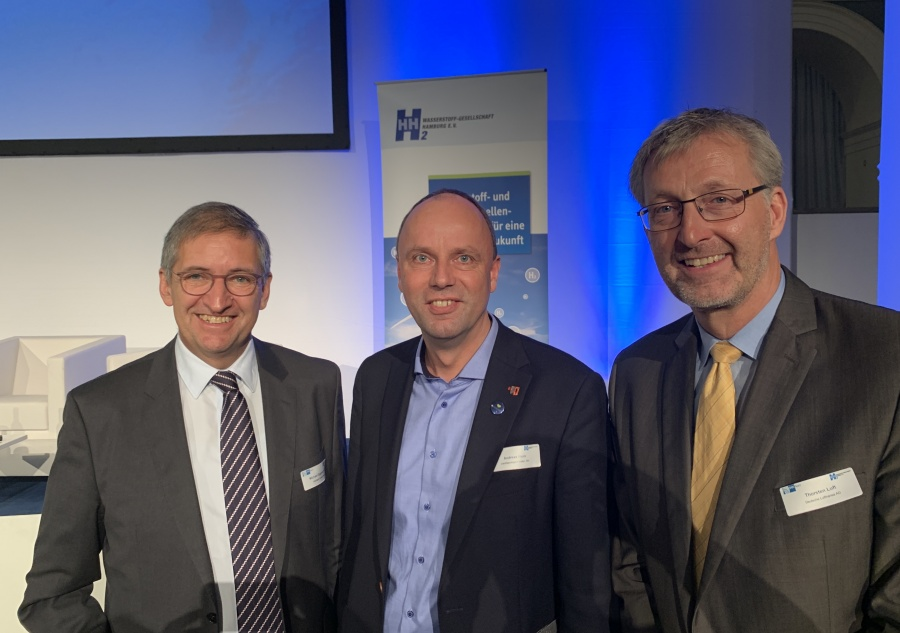 Hydrogen Symposium in Hamburg