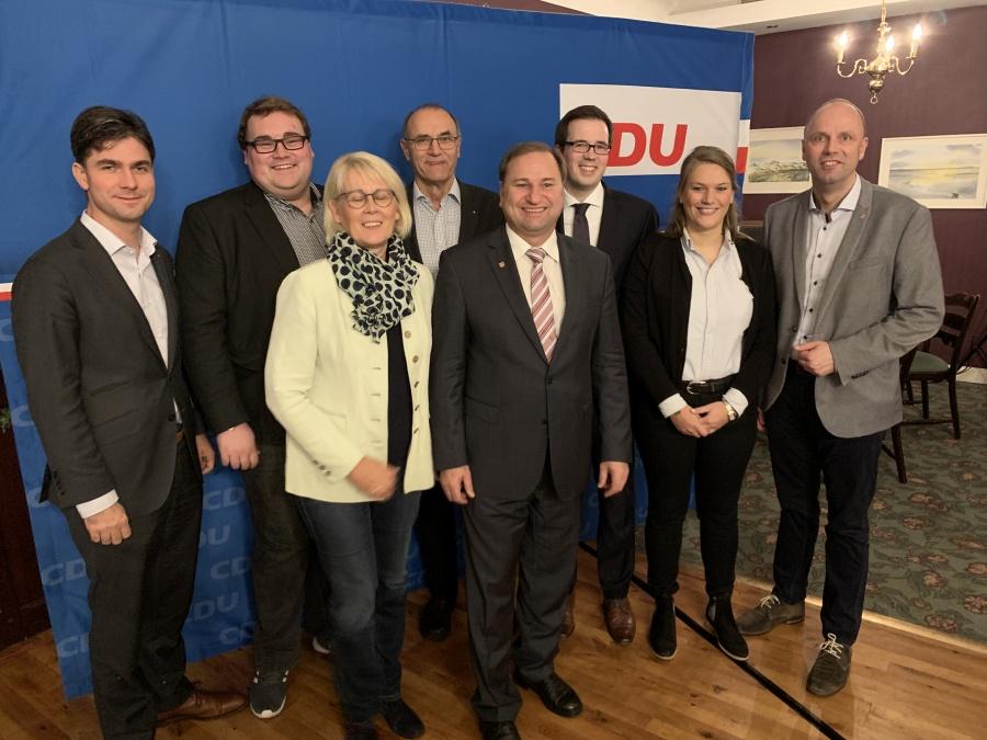 Kreisparteitag der CDU Dithmarschen