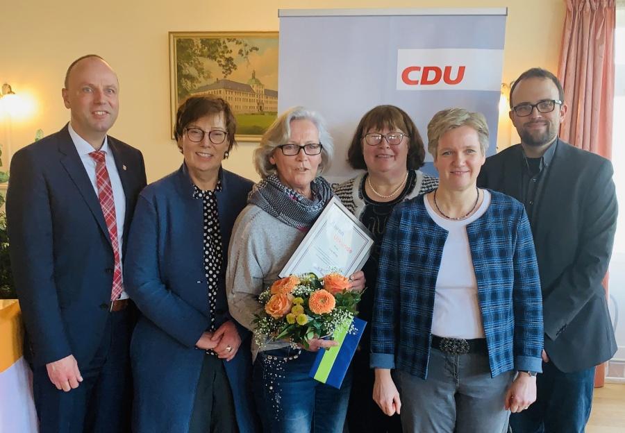 26. Jahresempfang CDU Schuby