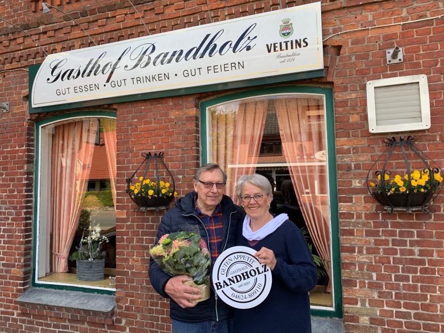 50 Jahre Gasthof Bandholz