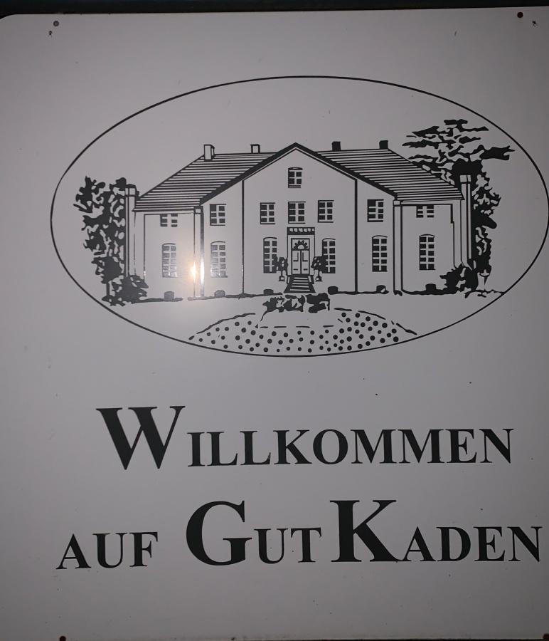Rotary Club auf Gut Kaden