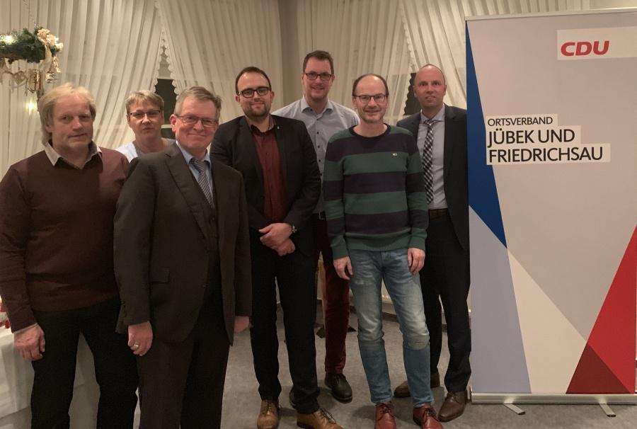 Jahreshauptversammlung Ortsverband Jübek