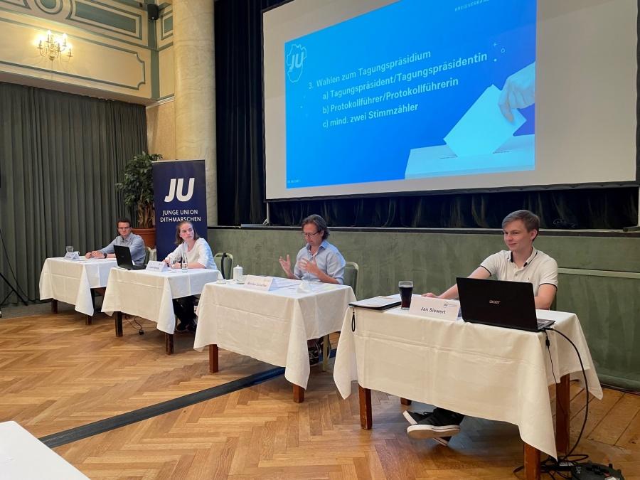 Kreisverbandstag JU-Dithmarschen