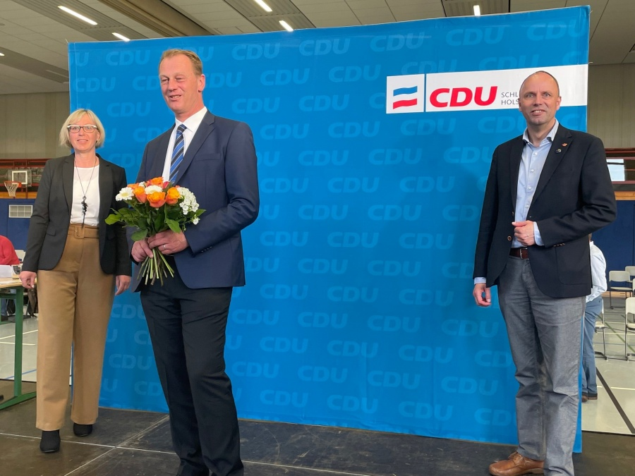 Nominierung Johannes Callsen