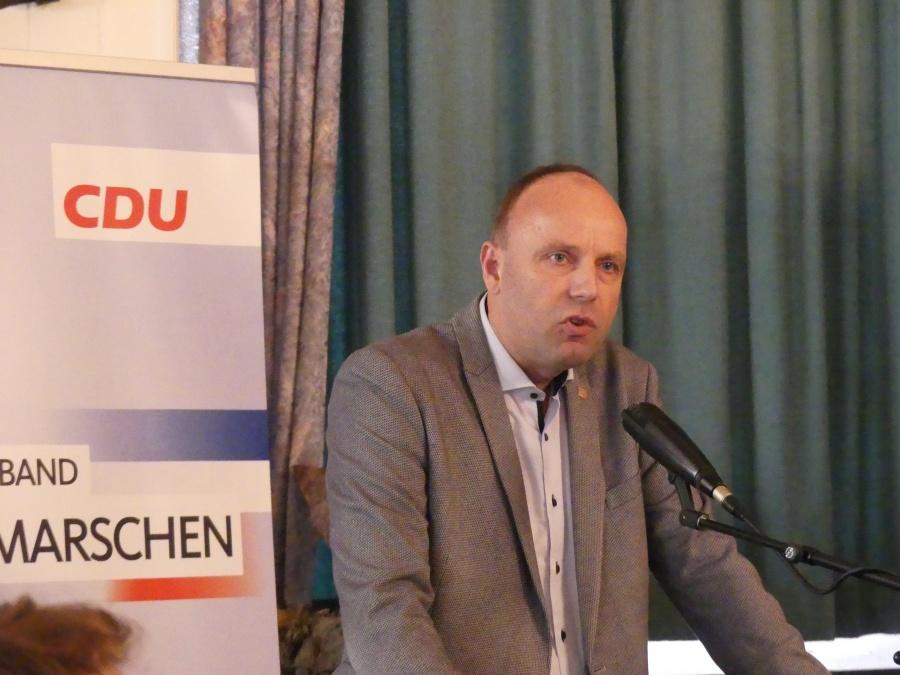 Kreisparteitag CDU Dithmarschen