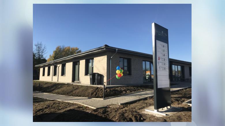 Eröffnung Gesundheitszentrum Silberstedt