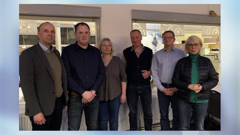 Jahreshauptversammlung in Wrohm