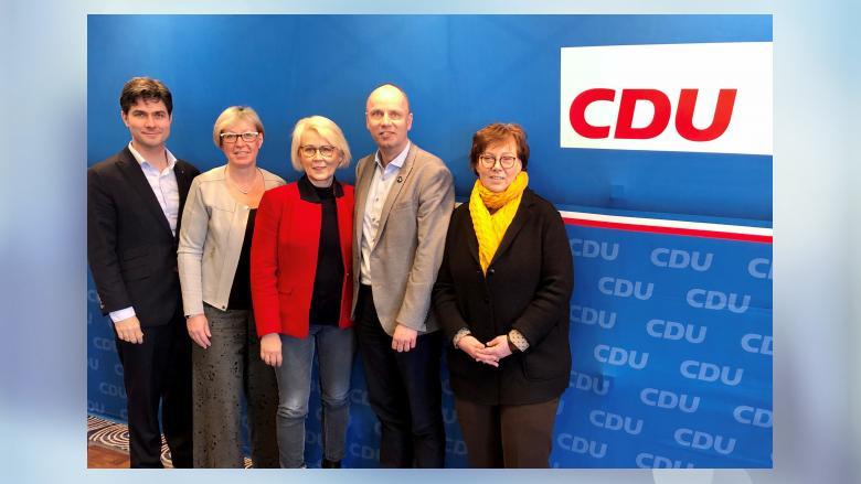 Klausurtagung der CDU Schleswig-Holstein