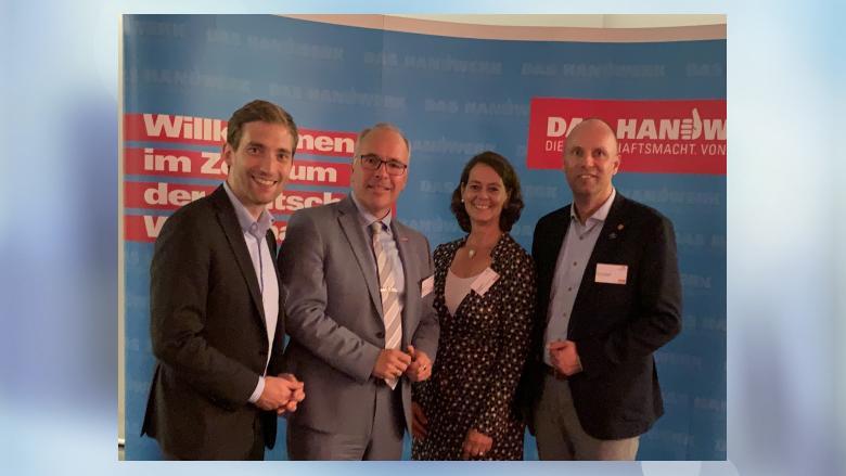 Sommerempfang Handwerk Schleswig-Holstein