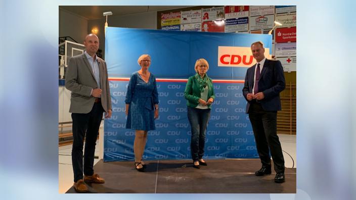 Nominierung von Petra Nicolaisen