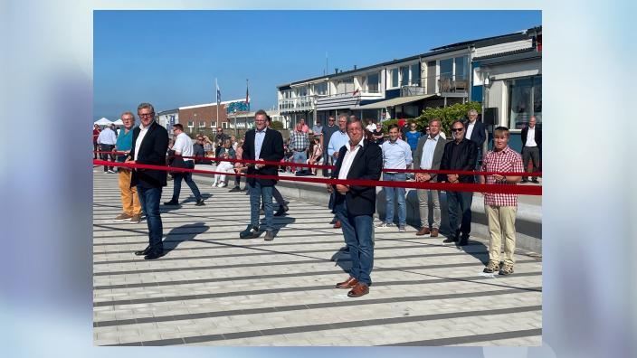 Wirtschaftsausschuss des Landtages auf Helgoland